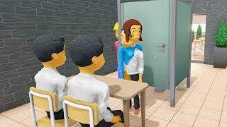 I Ran a School That Tortures It's Students - School Simulator