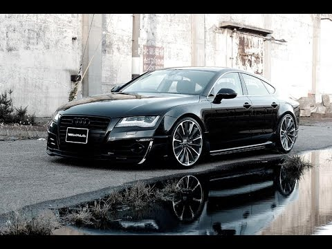 Diesel Engine Working >> Most beautiful Audi A7 Car 2015 - YouTube