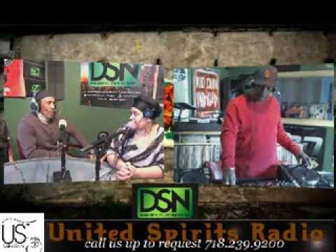 United Spirits Radio With Guest DJ Divine (Greasy Spoon)