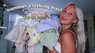 $1,000 try on clothing haul *princess polly*