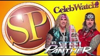 Steel Panther TV - CELEB WATCH #7
