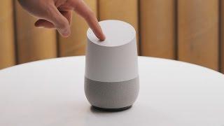 Полный обзор Google Home