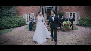 Erin & Eric | Wedding Highlights| Delaware