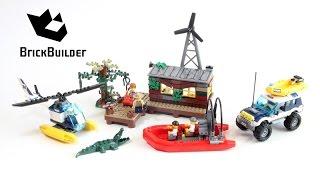 Kijk LEGO City 60068 Boevenschuilplaats filmpje