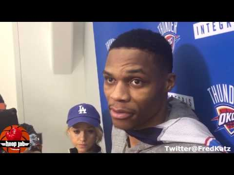 Russell Westbrook Reacts To Not Being Named An NBA All-Star Starter. HoopJab NBA