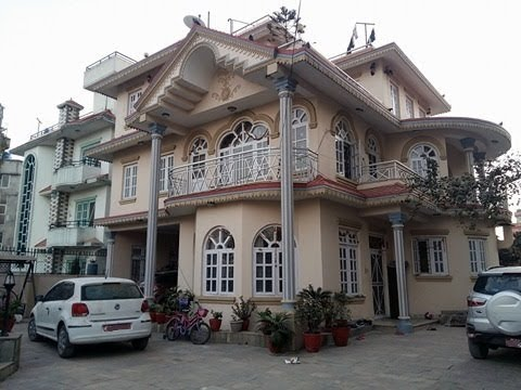 2.5 Storey Bungalow for Sale at Lokanthali, Bhaktapur