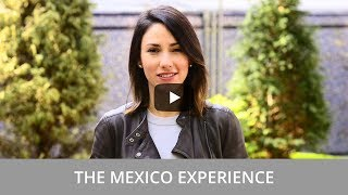 The Mexico Fluenz Immersion by Sonia Gil