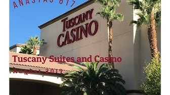 Tuscany Suites and Casino Las Vegas: Room Review August 2019