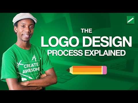 The Logo Design Process Explained in 5 Minutes