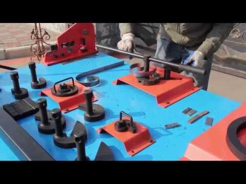 DH-SW13 Manual Metal Craft Scroll Bending Tool Wrought Iron Scroll Bender