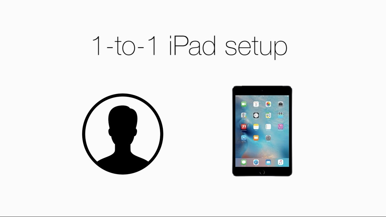 One-to-one iPad with Cisco Meraki Systems Manager and Apple School Manager