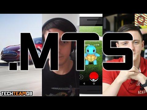 .MTS EP3  VLOG, Tesla, Titan XP, Pokemon Go, KAT