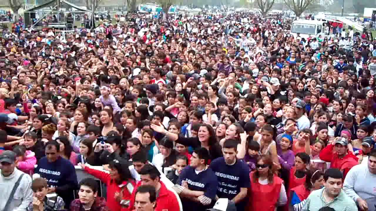Jose C Paz Festejo La Primavera 100 Sin Alcohol Youtube