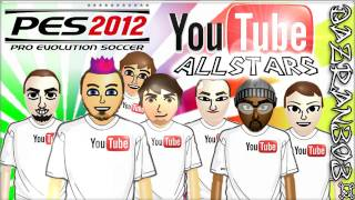 Pro Evolution Soccer 2012 | Youtube AllStars Team Creation [Wii]