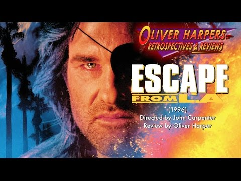 RE-UPLOAD - Escape From L.A (1996) - Retrospective / Review