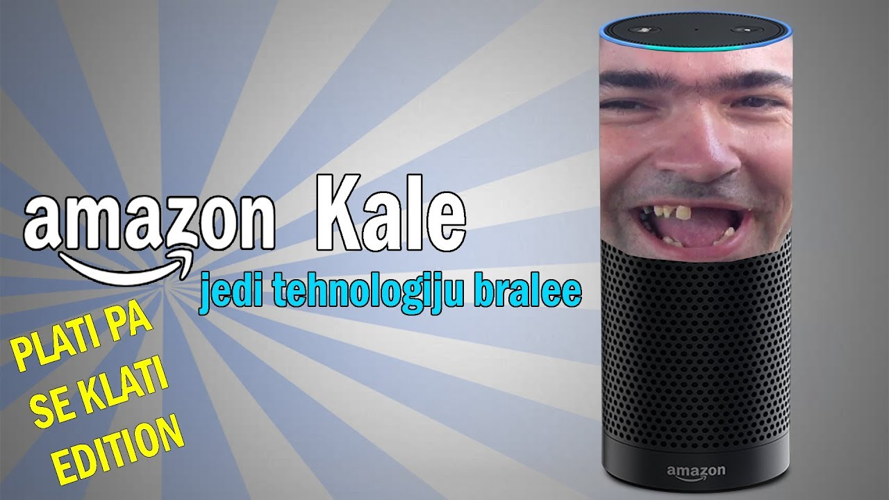 Amazon Echo Kale Gospodar Vremena