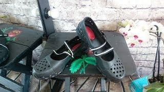 Обзор и продажа Тапочки сандалии аквашузы Sahara