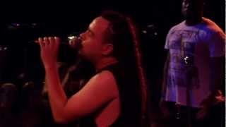 """Polish Girl"" into ""Afro-Sound"" - Locos Por Juana, Dance Tent, Grassroots 7/20/2012"