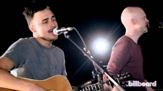 "The Fray - ""Heartbeat"" LIVE Billboard Studio Session"