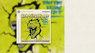 Ayo Technology (Dimitri Vegas Edit) - Dino Warriors x Julian Perretta