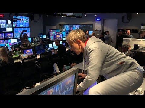 A Few of Ellen's Favorite Backstage Staff Scares