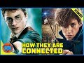 How Harry Potter and Fantastic Beasts Movies are Connected | Explained in Hindi