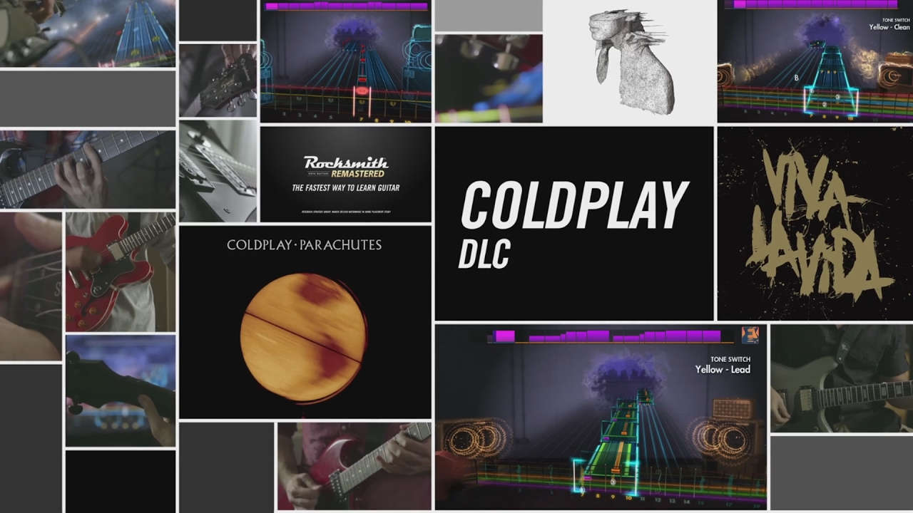 Rocksmith: All-new 2014 Edition - Coldplay: Fix You 2017 pc game Img-2