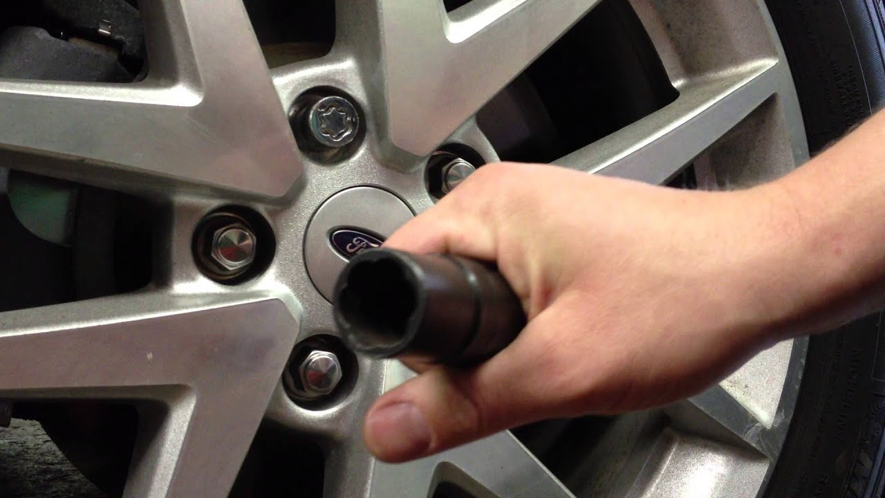 Ford Quick Tips 24 Why Locking Lugnuts Are Worthless