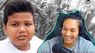 Reacting to Best Nepali Vlogger 'MAKAI BARI'
