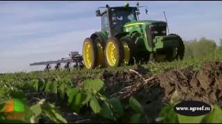 видео Выращивание сои