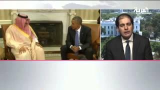 حديث وزير الإعلام السعودي عن قمة كامب ديفد