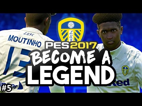 """BECOME A LEGEND! #5  PES 2017!   """"CAN I BECOME TOP SCORER?"""""""