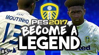 bECOME A LEGEND! #5 PES 2017!