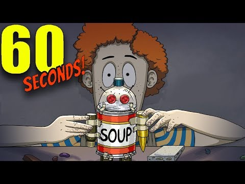 WHAT TIMMY DID TO ME WAS UNBELIEVABLE   60 Seconds DLC (Crazy Ending!)