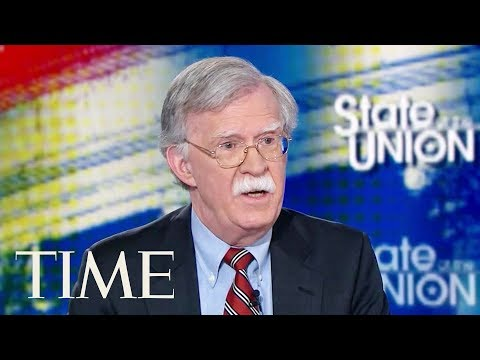 National Security Adviser Bolton Says Trump 'Gave Nothing Away' In Summit With Kim Jong Un | TIME