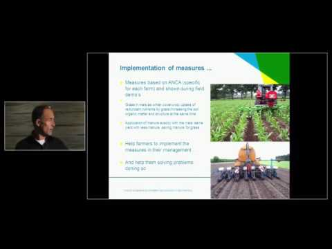 Cors van den Brink - Harmonizing Agriculture and Vulnerable Drinking Water Abstractions