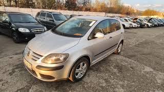 Volkswagen GOLF PLUS 2005 года, пробег 200 000 км, обзор автомобиля в Альянс Select.