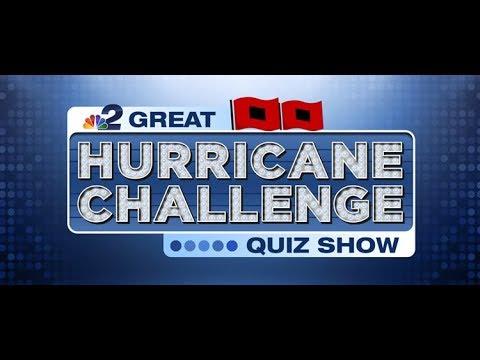 NBC2's Great Hurricane Quiz Show 2017