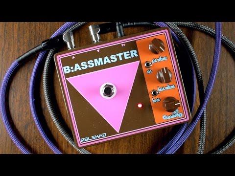 Malekko B:assmaster [Bass Demo]