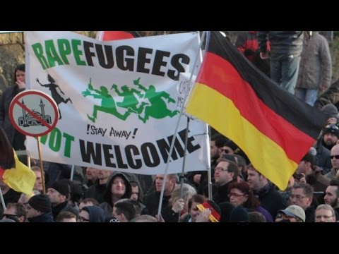 THE TRUTH ABOUT IMMIGRATION IN GERMANY!