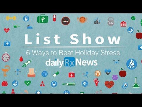 6 Ways to Beat Holiday Stress