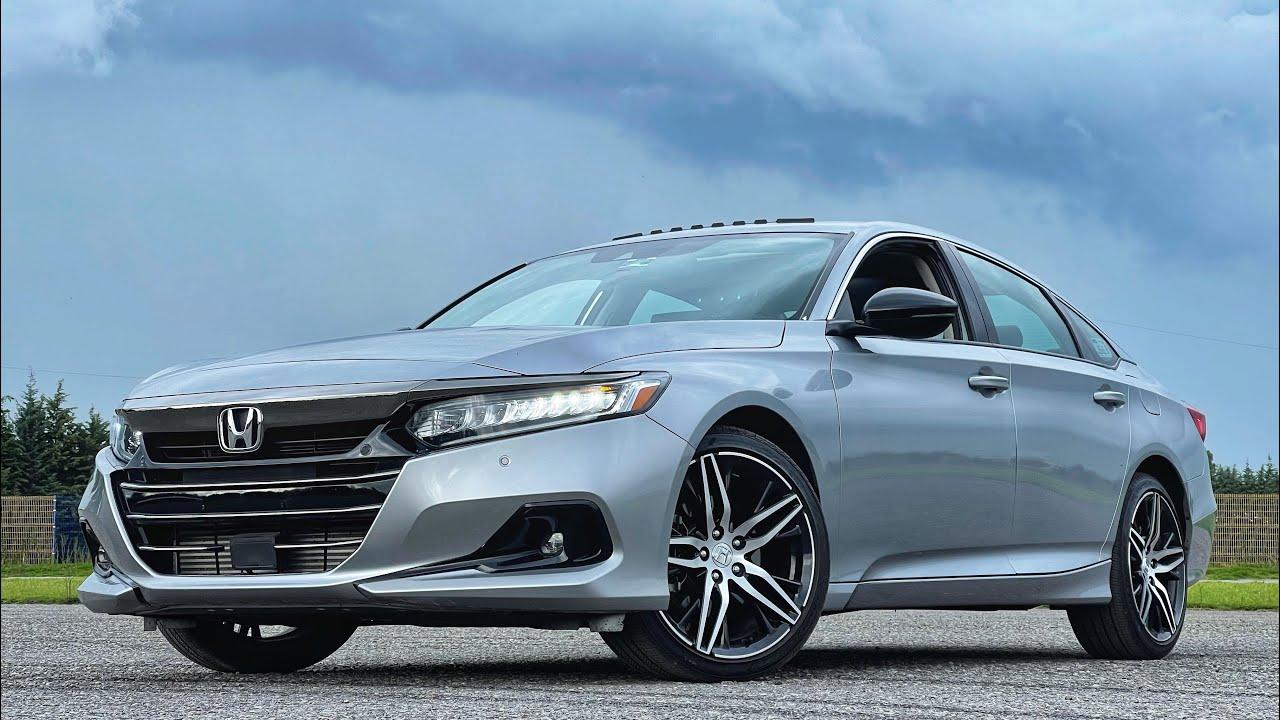 Prueba de manejo: Honda Accord