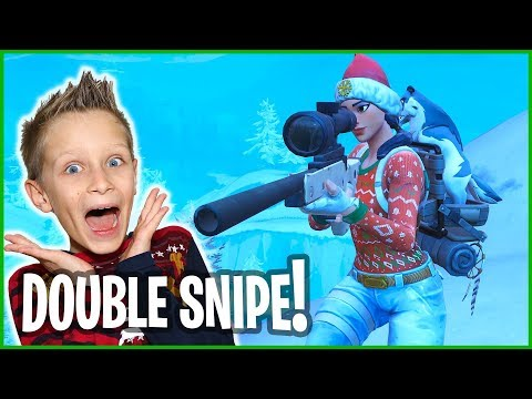 Double Snipe To WIN With X-mas NOG OPS?!?