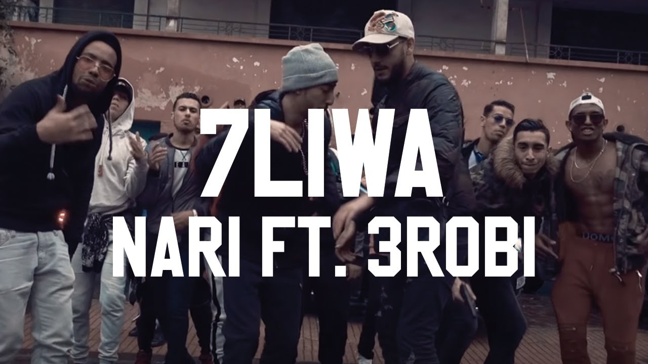 7LIWA - NARI FT. 3ROBI ( OFFICIAL MUSIC VIDEO ) #1