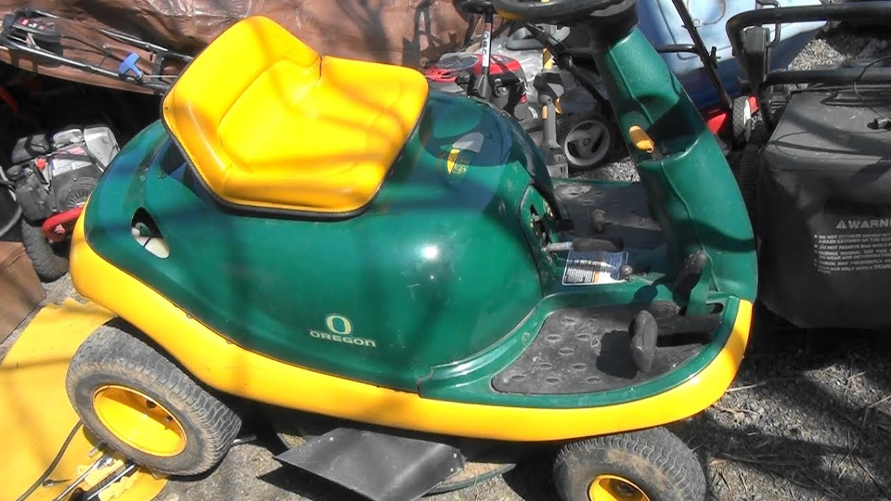 Riding Lawn Mower Belts : Yard bug riding lawnmower by mtd how to replace the