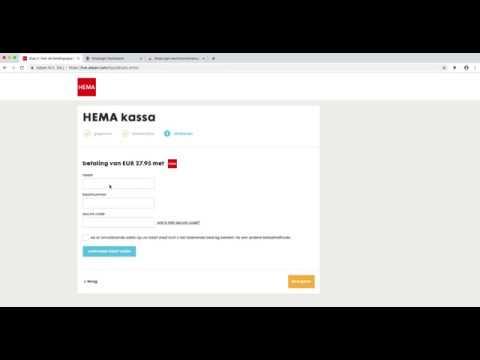 hema kortingscode giftcard 5 euro korting
