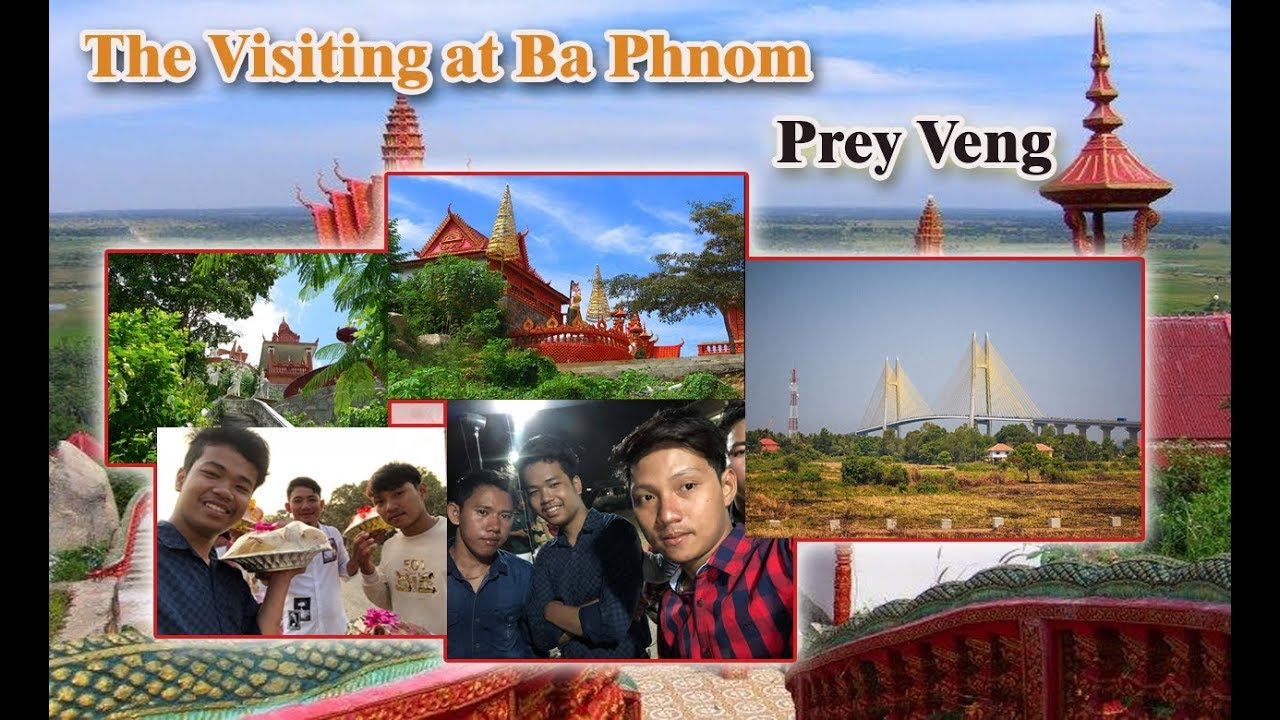 Cambodia vlog travelling around Prey Veng Province ft funny interview | ការដើរកំសាន្តយ៉ាងសាហាវ