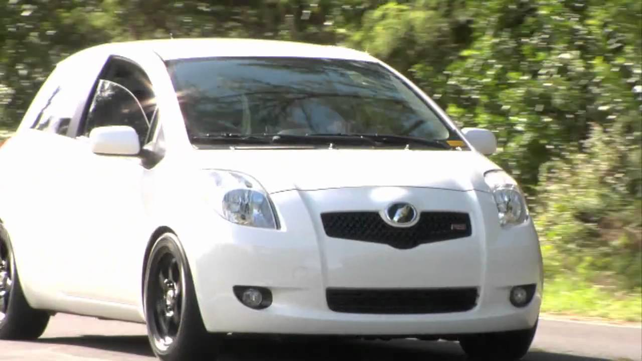 Toyota Yaris Trd Supercharger Kit Speedometer Grand New Avanza Supercharged In True Hd Youtube