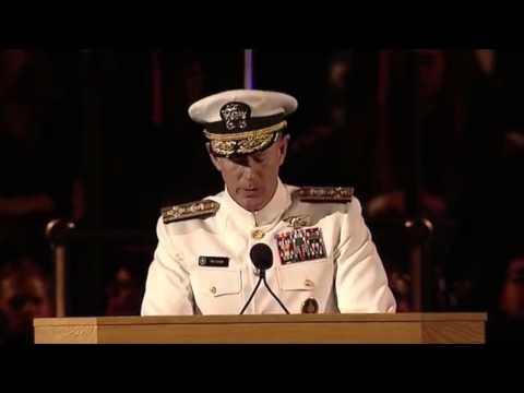 Navy Seal Admiral Shares Reasons to Make Bed Everyday