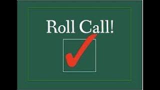 Roll Call 5
